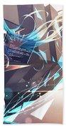 Vocaloid Beach Towel