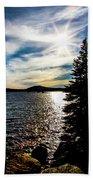 Waldo Lake Beach Towel