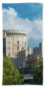 Windsor Castle Beach Towel