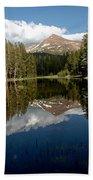 Yosemite Reflections Beach Towel