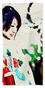 Asian Beach Towel