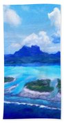 Nature Landscape Jobs Beach Towel