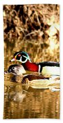 6980 - Wood Duck Beach Towel