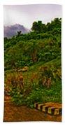 6x1 Philippines Number 470 Panorama Tagaytay Beach Towel
