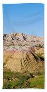 Badlands National Park South Dakota Beach Sheet