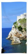 Croatia, Dubrovnik Beach Towel