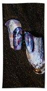 Fallen Butterfly Beach Towel