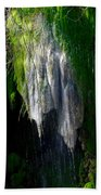 Gormon Falls Colorado Bend State Park.  Beach Towel