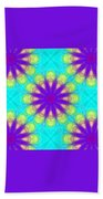Kaleidoscope 5 Beach Towel
