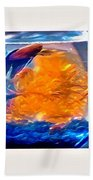 Siamese Fighting Fish Beach Towel