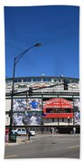Wrigley Field - Chicago Cubs Beach Towel