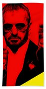 Ringo Starr Collection Beach Sheet