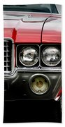 72 Olds Cutlass Beach Towel