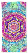 7th Dimension Activation 7 Beach Towel
