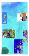 8-10-2015abcdefgh Beach Towel