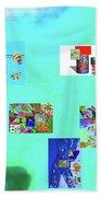 8-10-2015abcdefghij Beach Towel
