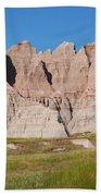Badlands National Park South Dakota Beach Towel