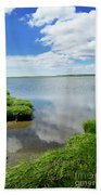 Cape Cod Salt Pond Beach Towel