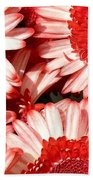 Flowers Beach Towel