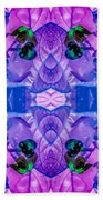 Hawaiian Plant Series Beach Towel