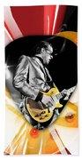 Joe Bonamassa Blues Guitarist Art Beach Sheet