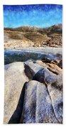 Livada Beach Beach Towel
