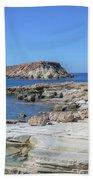 Pegeia - Cyprus Beach Towel