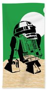 Star Wars R2-d2 Collection Beach Towel