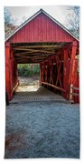 8350- Campbell's Covered Bridge Beach Towel