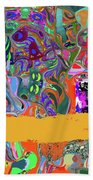 9-11-3057b Beach Towel