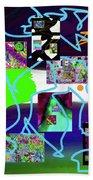 9-18-2015babcdefghijklmnopqrtu Beach Towel