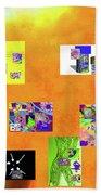 9-6-2015habcdefghijklmnopqrtu Beach Towel