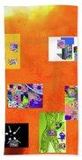9-6-2015habcdefghijklmnopqrtuv Beach Towel
