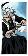 Bleach Beach Towel