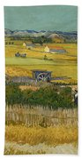 The Harvest Beach Towel