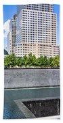 911 Memorial - Panorama Beach Towel