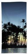A-bay Aloha Beach Towel