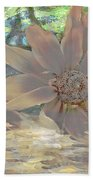 A Christmas Dream By Beverly Guilliams Beach Towel