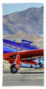 A Closer Look At Voodoo Engine Start Sundays Unlimited Gold Race Beach Towel