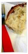 A Crust Of Bread Beach Towel