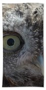 A Eye On You Beach Towel