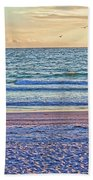 A Gulf Welcome Beach Towel
