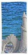 A Kingdom By The Sea Beach Sheet