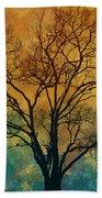 A Magnificent Tree Beach Towel
