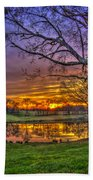 A New Day Dawns Beach Towel