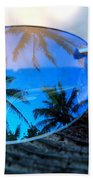 A Nice Dream Beach Towel