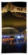 A Night At The Circus Beach Towel