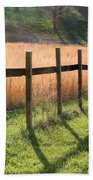 A Path Seldom Taken Beach Towel