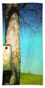 A Place Called Home Beach Towel