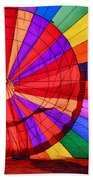 Temecula, Ca - A Rainbow Of Colors Beach Towel
